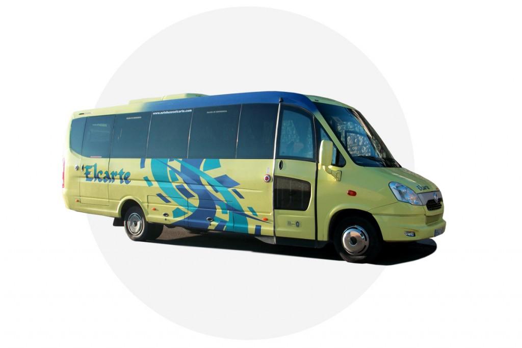 Awesome Autobuses Cuarte De Huerva Contemporary - Casas: Ideas ...