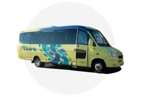 Minibus 28 plazas
