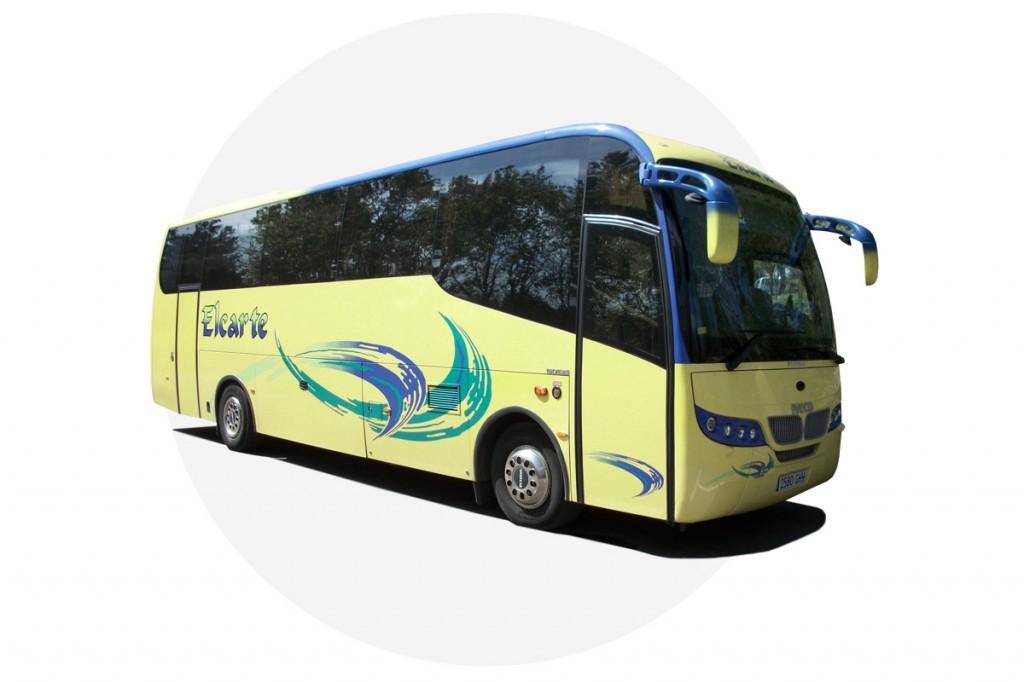autobuses cuarte - 28 images - flota de autobuses y microb 250 s ...