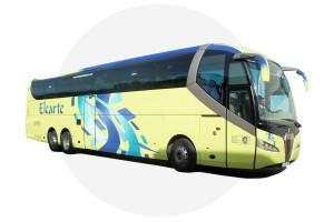 Autobús 72 plazas