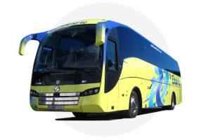 Autobús DELUXE de 55 plazas