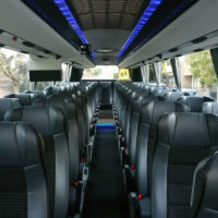 Interior autobús DELUXE