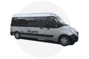 Microbus 16 plazas