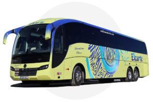 Autobús PREMIUM CLASS de 71 plazas